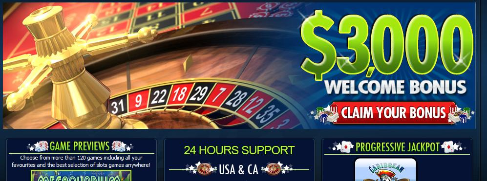 Vegas Casino Online Support 1